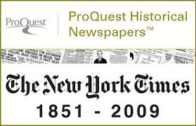 Proquest_ NY Times