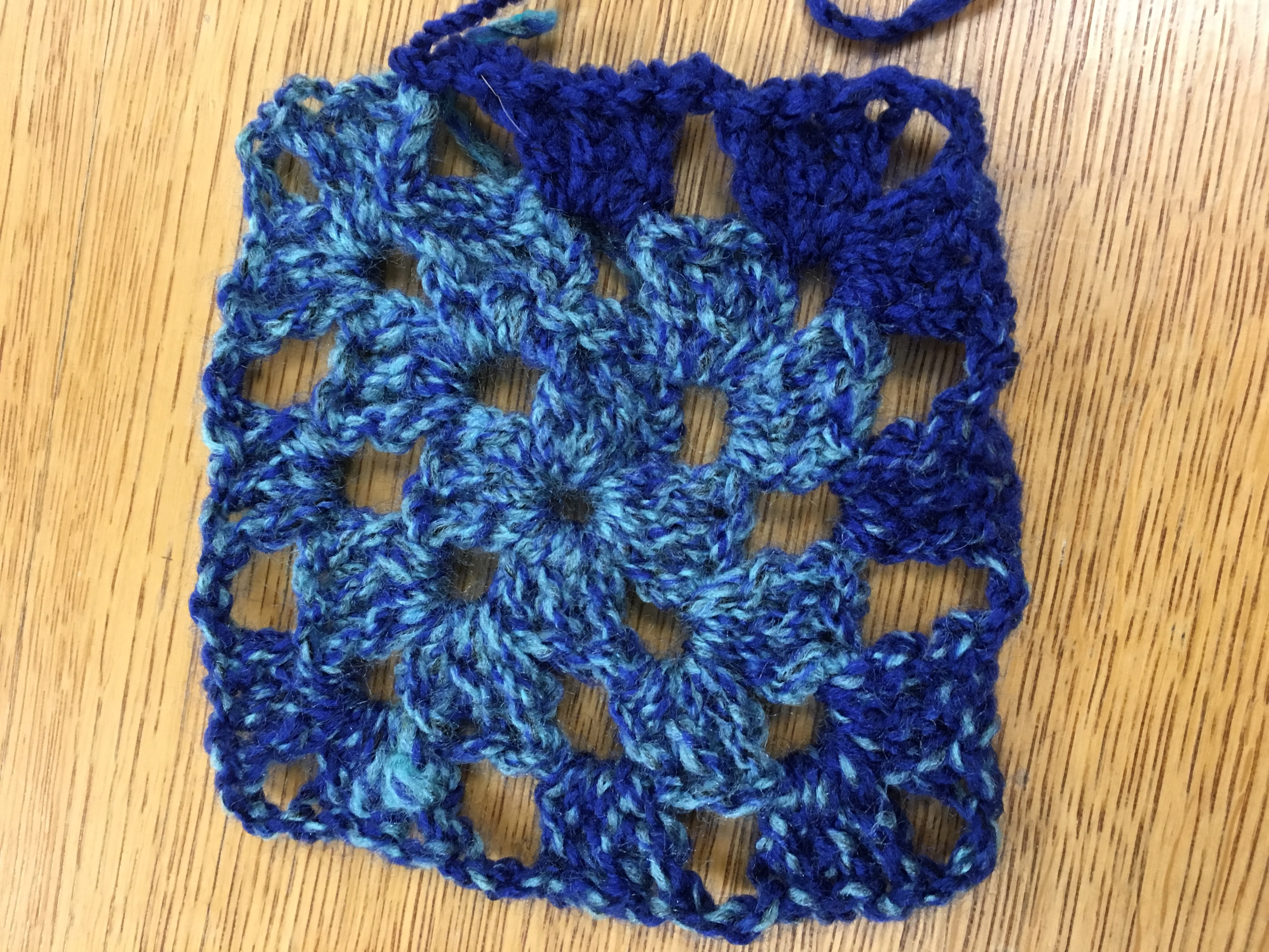 Intermediate Crochet_Granny Square
