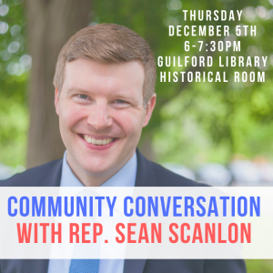 please joinState rep. sean scanlon